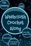 2018 CAL Central Washcloth Crochet Along via Underground Crafter - 10 free crochet washcloth patterns in Cascade Ultra Pima yarns