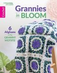 Book Review: Grannies in Bloom crochet pattern collection by Leisure Arts via Underground Crafter