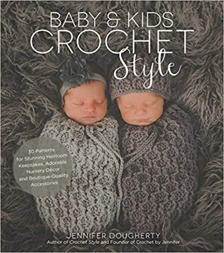 2018 Christmas in July Crochet Along with Stitches n Scraps and Underground Crafter - 16 designers, 16 free crochet patterns, great prizes! - Baby & Kids Crochet Style