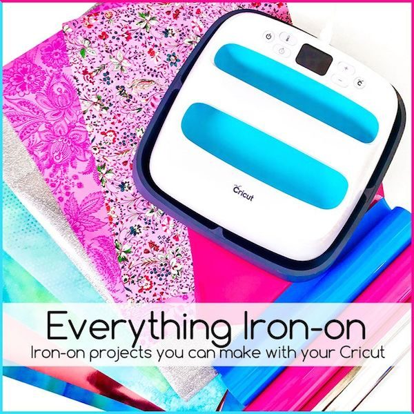 Everything Iron-On with Cricut