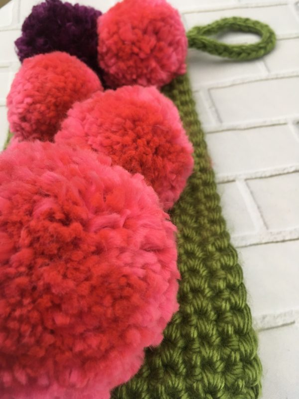 Tips and Tricks for Making Pompoms and Tassels by Fiat Fiber Arts for Underground Crafter - pompoms