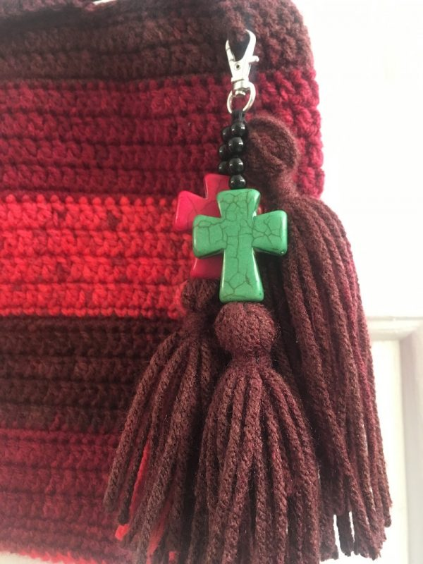 Tips and Tricks for Making Pompoms and Tassels by Fiat Fiber Arts for Underground Crafter - tassels