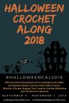 2018 Halloween Crochet Along with Oombawka Design Crochet and Underground Crafter
