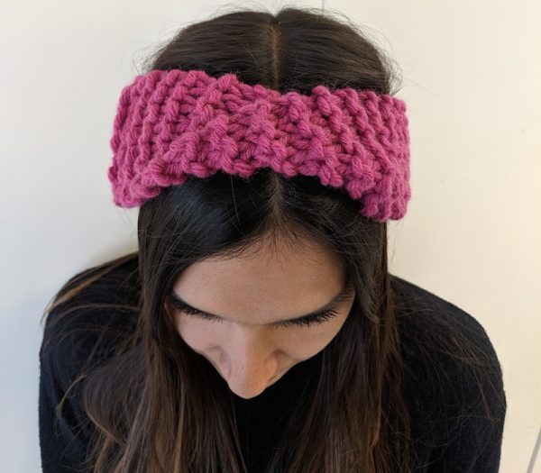 Join Underground Crafter at In the MKNG Creativty Festival - Twister Headband