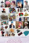 35 Handmade Hat Patterns and Tutorials via Underground Crafter
