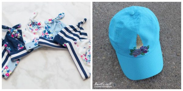 35 Handmade Hat Patterns and Tutorials via Underground Crafter - other crafts collage