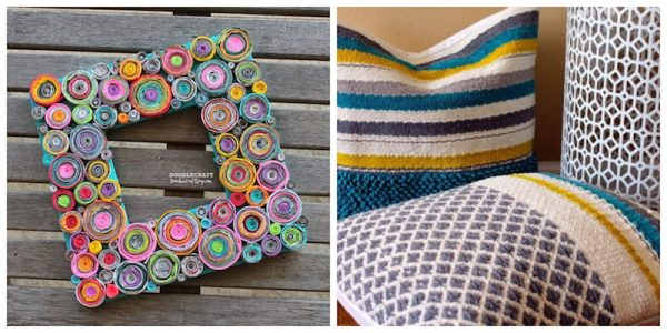 20 Handmade Upcycled Gift Ideas via Underground Crafter | projects made from other materials