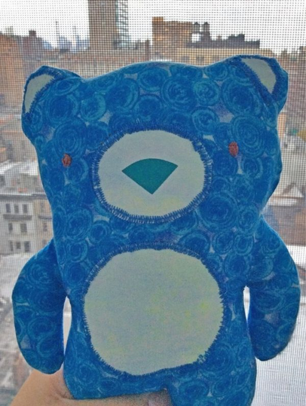 Answers to Your Top 5 Cricut Maker Questions + How To Make a Vintage Bear Softie by Underground Crafter - Vintage Bear Softie over skyline