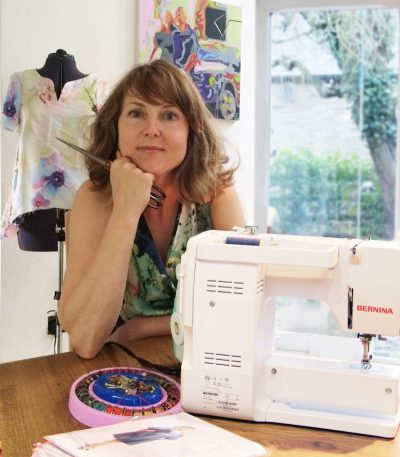 Underground Crafter's Sewing Tips & Resources for Beginners from Your Favorite Bloggers | Laura Casey from Sew Different