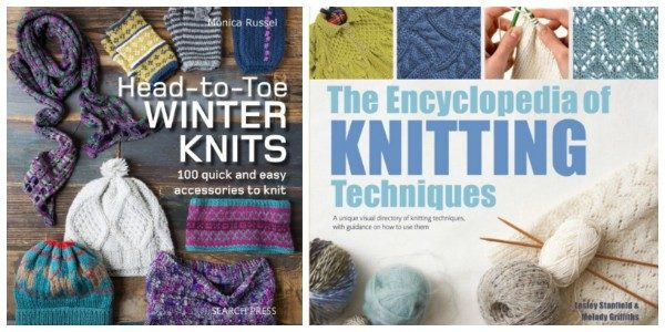 Finishing Touches Knit Along (Part 1: Neck) - Search Press North America prize