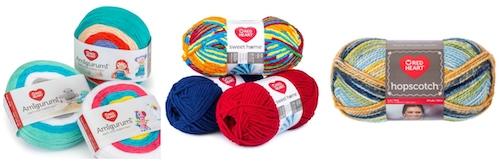 2019 International Crochet Month Designer Showcase with Underground Crafter - Red Heart prize