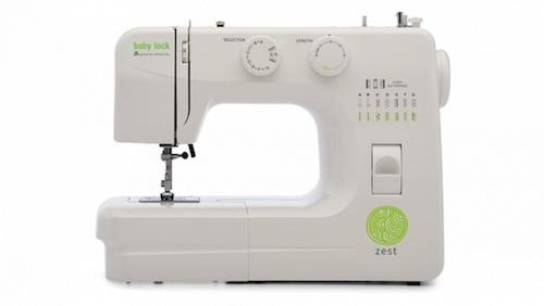 Little Gifts Sew Along 2019 with Underground Crafter - Baby Lock Zest sewing machine giveaway prize