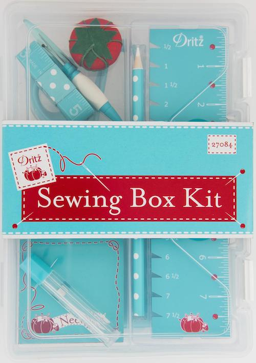 Little Gifts Sew Along 2019 with Underground Crafter | Dritz giveaway prize