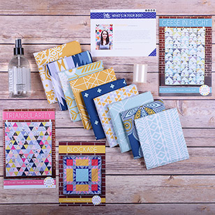 Little Gifts Sew Along 2019 with Underground Crafter | Quilty Box giveaway prize