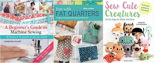 Little Gifts Sew Along 2019 with Underground Crafter | Search Press giveaway prize
