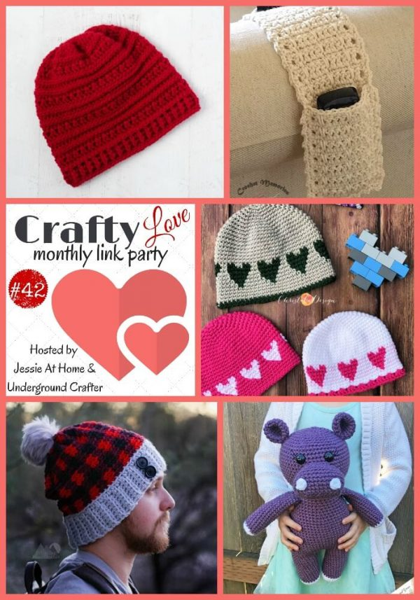 Crafty Love Link Party 42 (February, 2019)