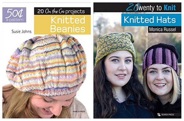 Finishing Touches Knit Along Part 2 Head via Underground Crafter - Search Press North America prize