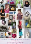 36+ Free Handmade Gift Ideas for Women via Underground Crafter