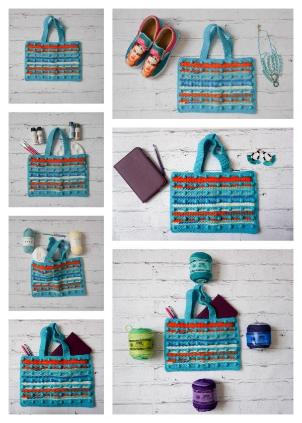 How To Photograph Handmade Crafts with Flat Lay by Underground Crafter - flat lay beauties collage