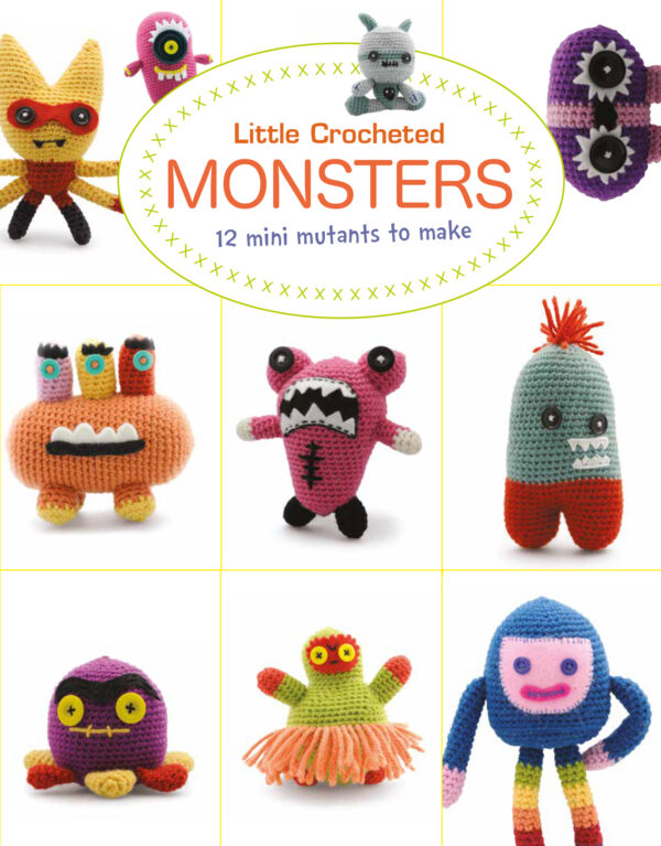 Purple People Eater Free Toy Monster Amigurumi - Hooked On Patterns | 767x600