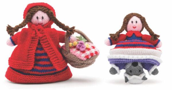TOPSY TURVY 2 WAY DOLL COPY doll knitting pattern
