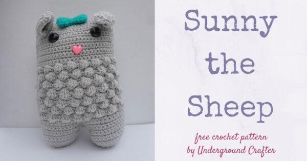 Ragdoll Dumbledore Free Crochet Pattern • Spin a Yarn Crochet | 314x600