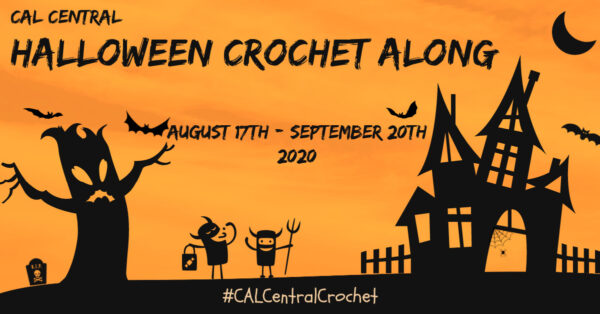 Are There Any Links For Halloween 2020? Announcing the Second Annual Halloween Crochet Along
